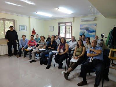 Reunión AEHCE 2011