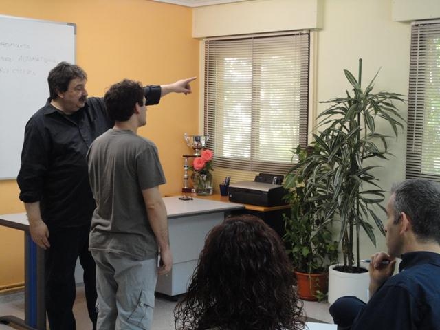 Ejercicio Práctico. Pedro Alcaraz 2011