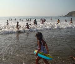 Disfrutar de las vacaciones con niños