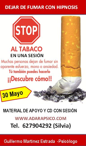 ¡¡ Dejar de fumar con Hipnosis !!